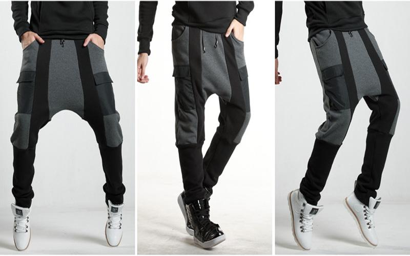 Winter Men's Trousers Fashion Mens Joggers Sport Pants Hip Hop ...