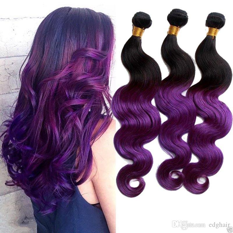 Purple Desire Hair Extensions Uk Tape On And Off