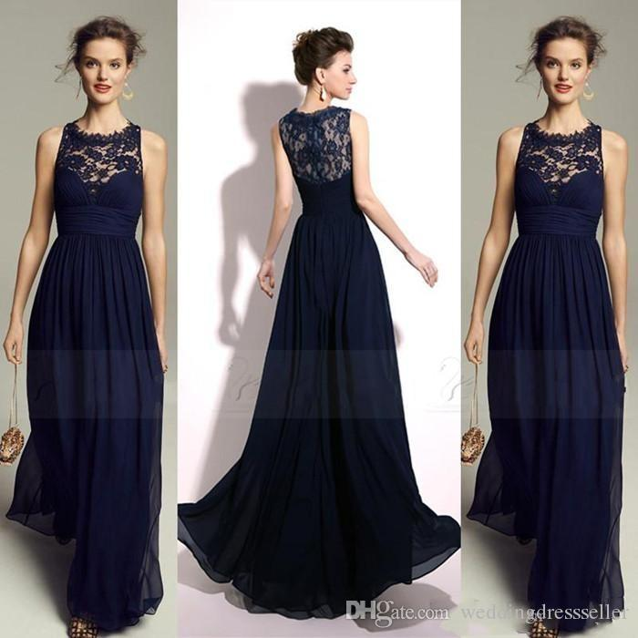 Royal Wedding Dresses For Rent : Royal blue sheer jewel neck party dresses for beach wedding