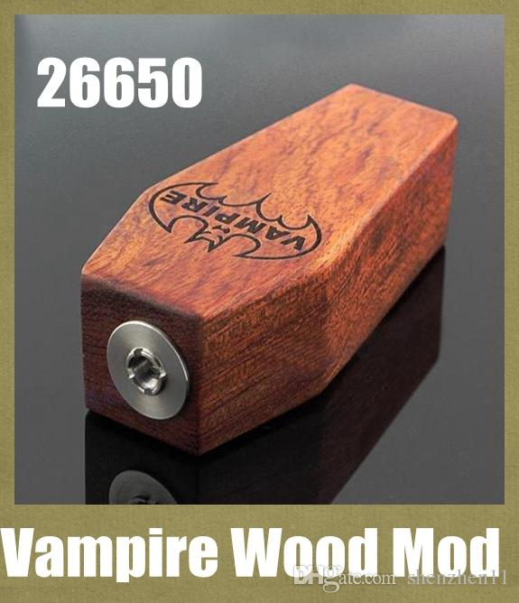 how to build a wooden vape mod