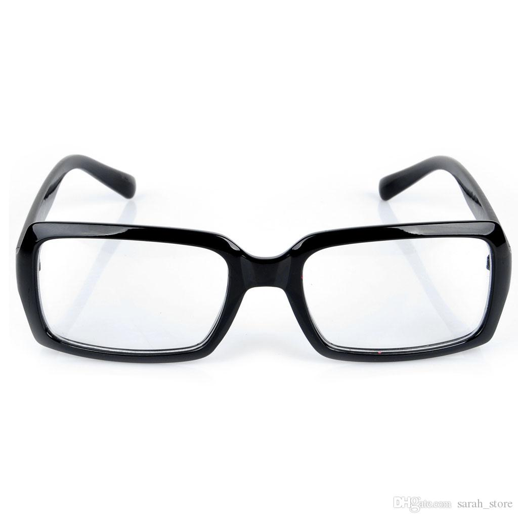 new stylish spectacles  High Quality Antique Glasses Frame New Fashion Black Resin Glasses ...