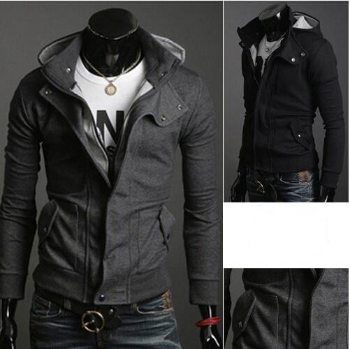 Best Winter Fashion Men Coat Mens Casual Good Jacket Coat Men ...