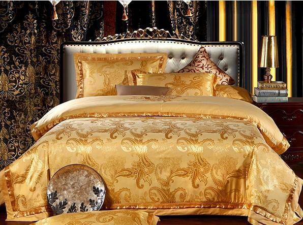 wholesale s v french luxury bedding sets designer bed linen satin