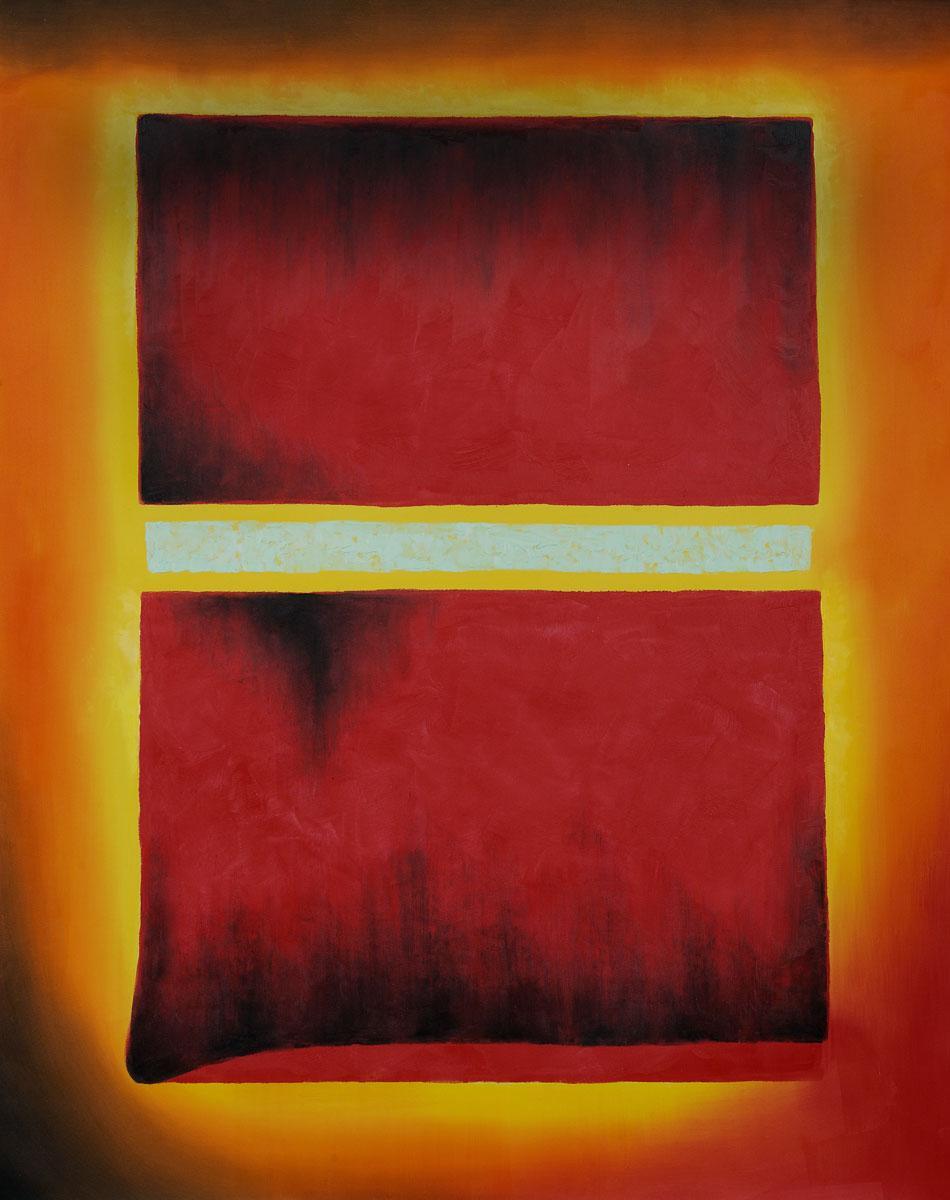 2017 Saffron, 1957,,High Quality! Mark Rothko Paintings, Oil ...