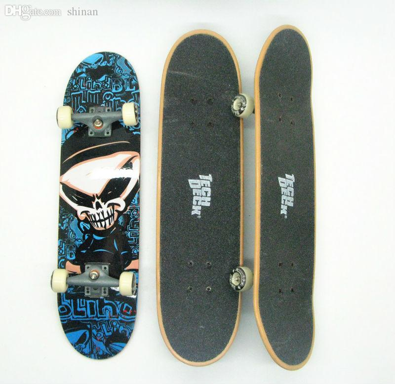 Wholesale big size 27cm x 7cm handboard fingerboard tech for Cheap decking boards for sale