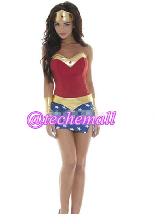 Body group wonder woman costume teen video, even