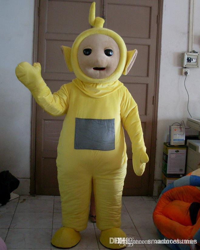 Teletubby Halloween Costume For Adults