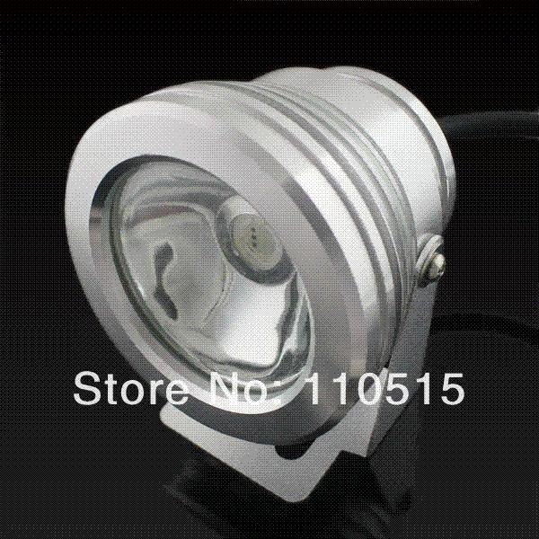 10w 12v underwater led light led flood light warm white waterproof, Reel Combo