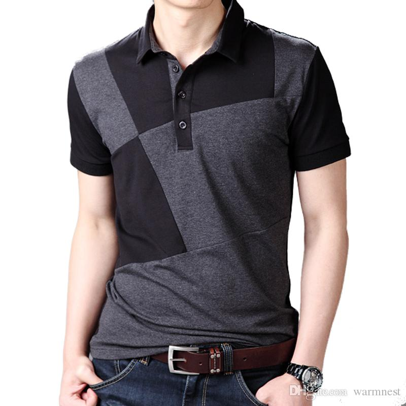 Hot sale promotion 2016 new mens short sleeve t shirt top for Best polo t shirts for men