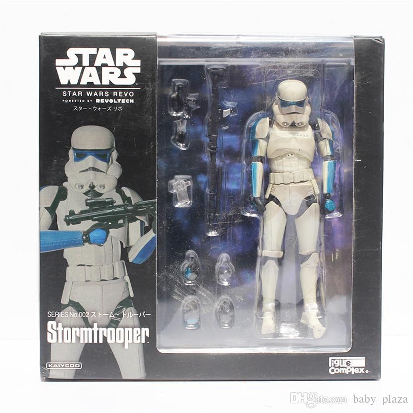 Best Star Wars Toys And Gifts : Best star wars stormtrooper pvc action figures collectible