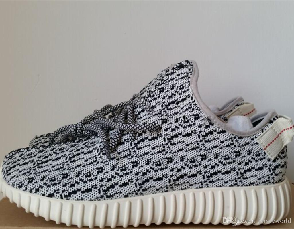 2015 Cheap Kanye West Yeezy Boost 350 Pirate Black Running Shoes