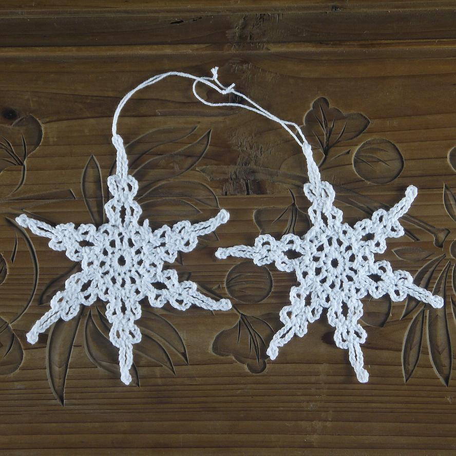 Handmade Crochet Christmas Tree Ornament