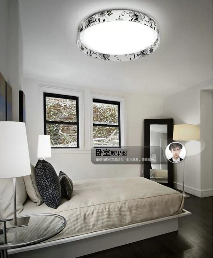acrílico lámparas de techo blanco caliente techo de la cocina ...