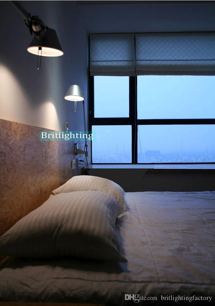 Bedroom Led Wall Lamp Extend