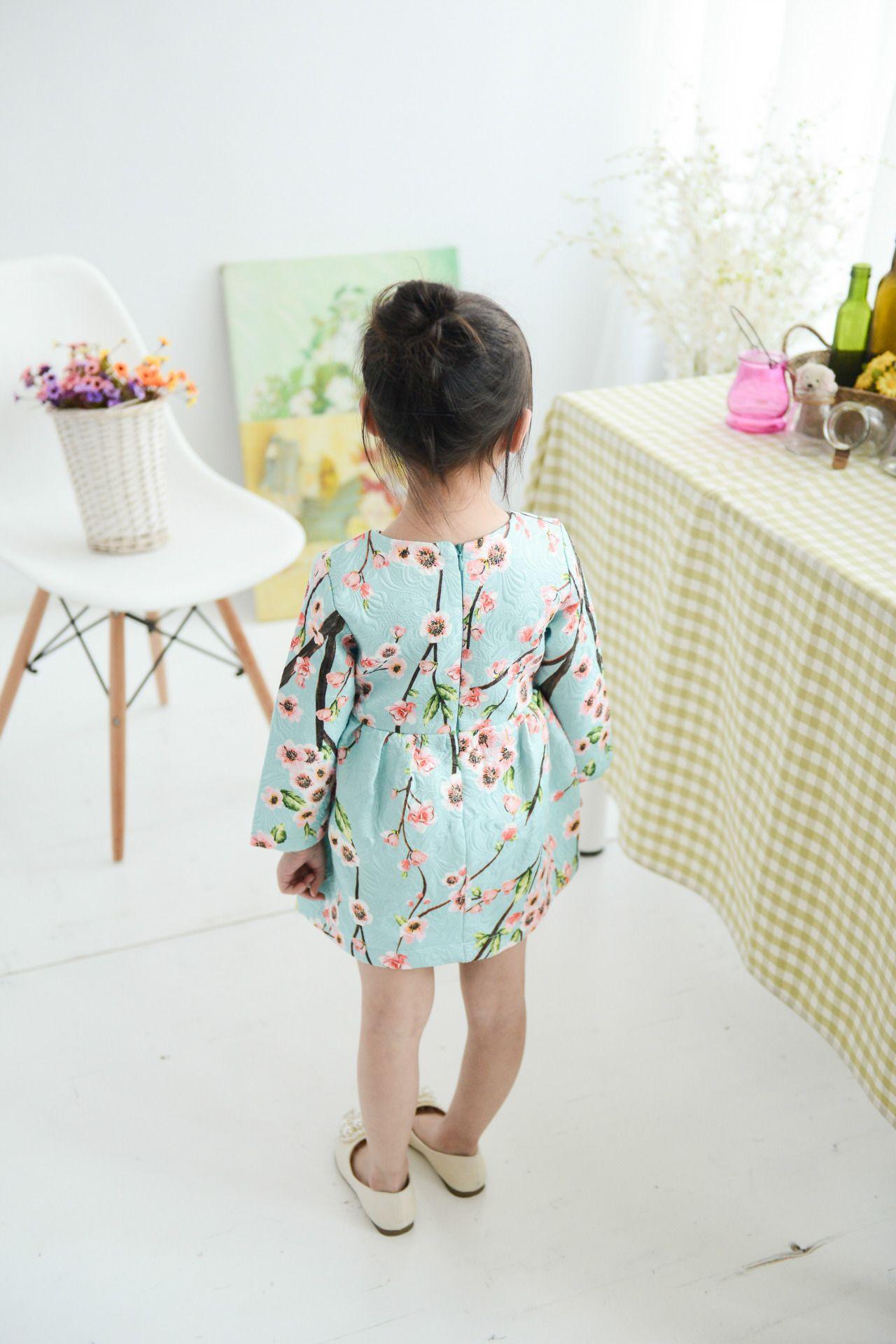 Long Sleeve Baby Dress Pattern Ivo Hoogveld
