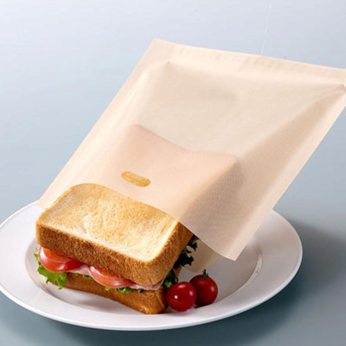 Sandwich bags fish does not stick bags toaster toast for Fish stick sandwich