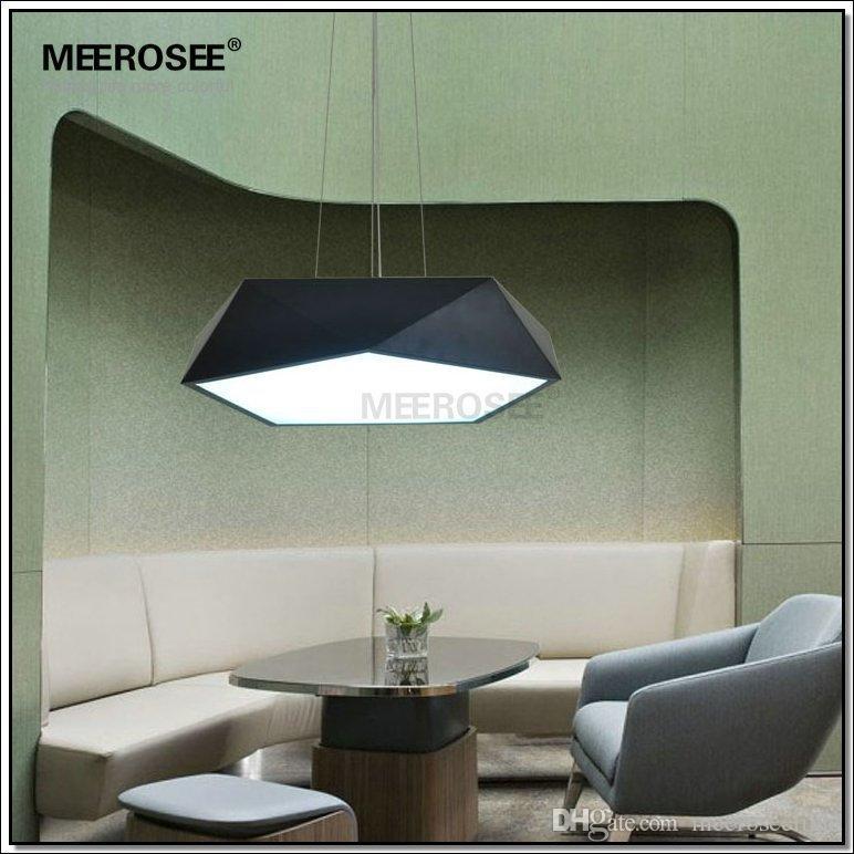 hot sale modern led chandelier light black kronleuchter. Black Bedroom Furniture Sets. Home Design Ideas