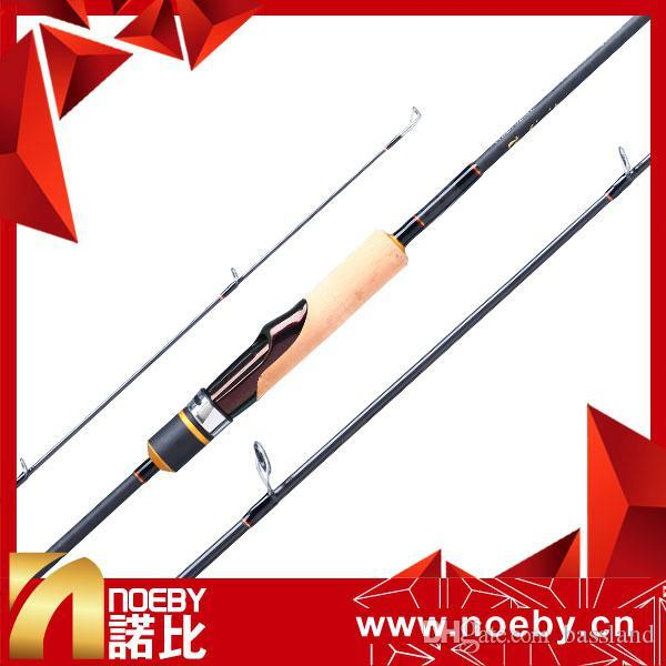 Noeby fishing rod bass rod spinning rod japan toray carbon for Bass fishing rod selection guide
