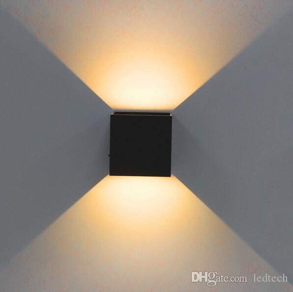 Discount Surface Mounted Led Wall Light Up Down Led Wall Lamp Decorative Wall Light For