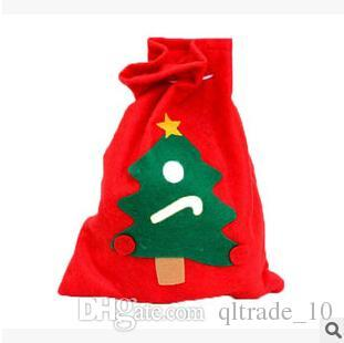 Claus Gift Bag Christmas Decoration Home Party Decoration Chritsmas ...
