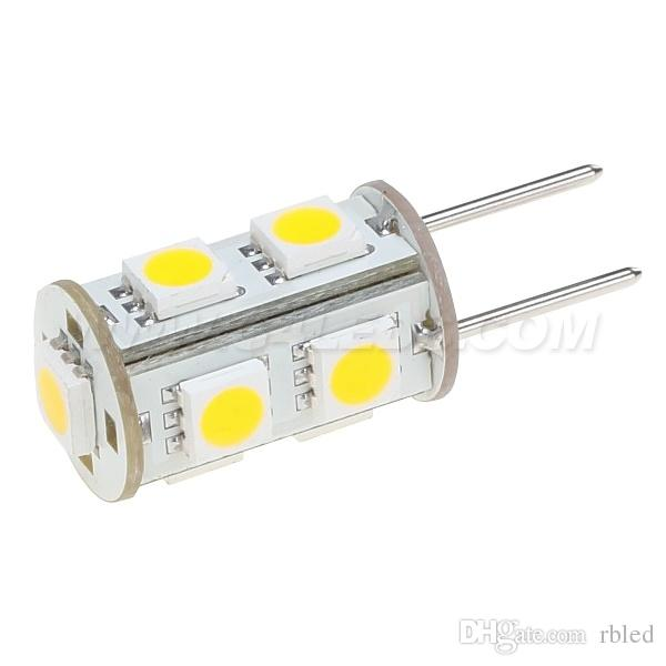 led bulb 9leds smd 5050 198lm dimmable 12vdc 12vac 24vdc 24vac white 2w h11 led. Black Bedroom Furniture Sets. Home Design Ideas