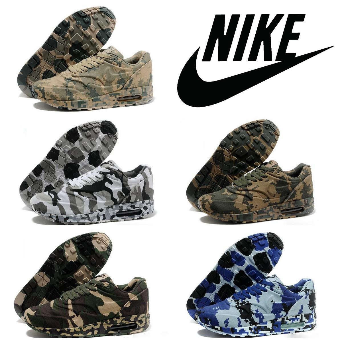 ... nike air max 1 france sp camouflage cool grey black ...
