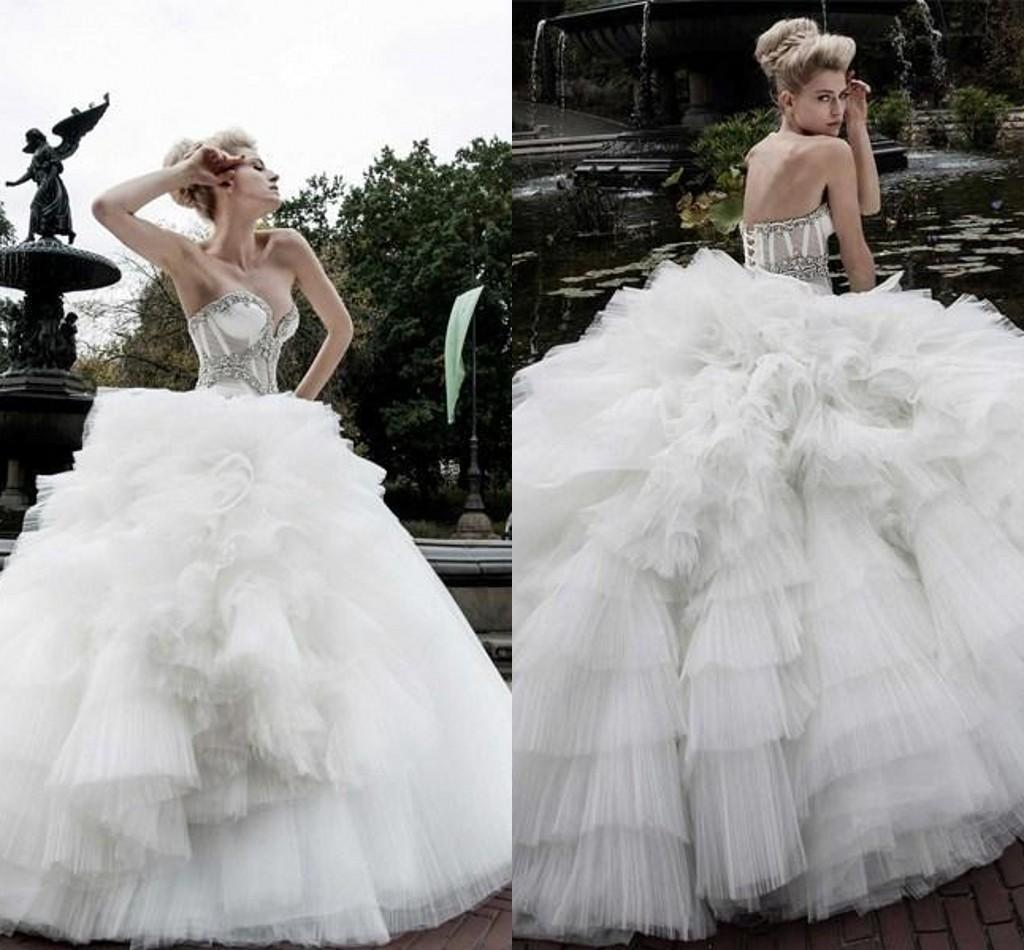 bling crystal beads ball gown wedding dresses modest corset bodice sheer sexy 2015 princess. Black Bedroom Furniture Sets. Home Design Ideas