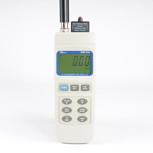 Electromagnetic Field Meter : Emf rf electromagnetic field meter axis khz