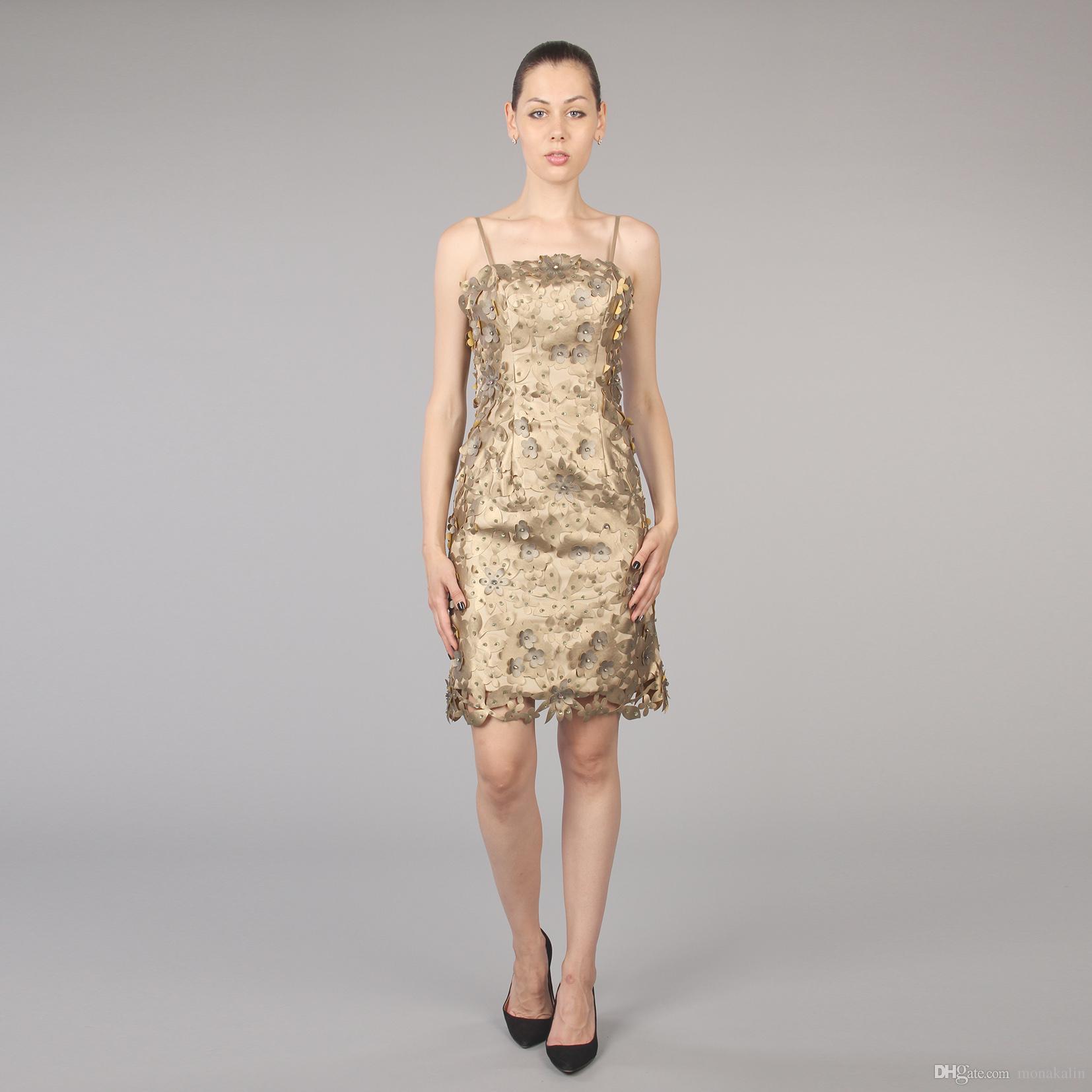 gold color party dress - Gold Color Dress