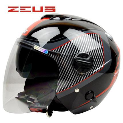 helmets zeus open face motorcycle helmets women retro helmet jet scooter vespa casque moto casco. Black Bedroom Furniture Sets. Home Design Ideas