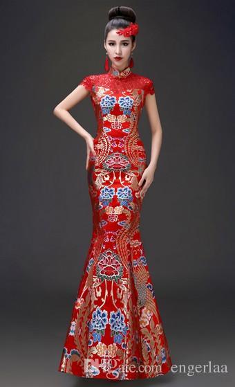Abiti da sposa tradizionali cinesi blog su abiti da for Oggetti tradizionali cinesi