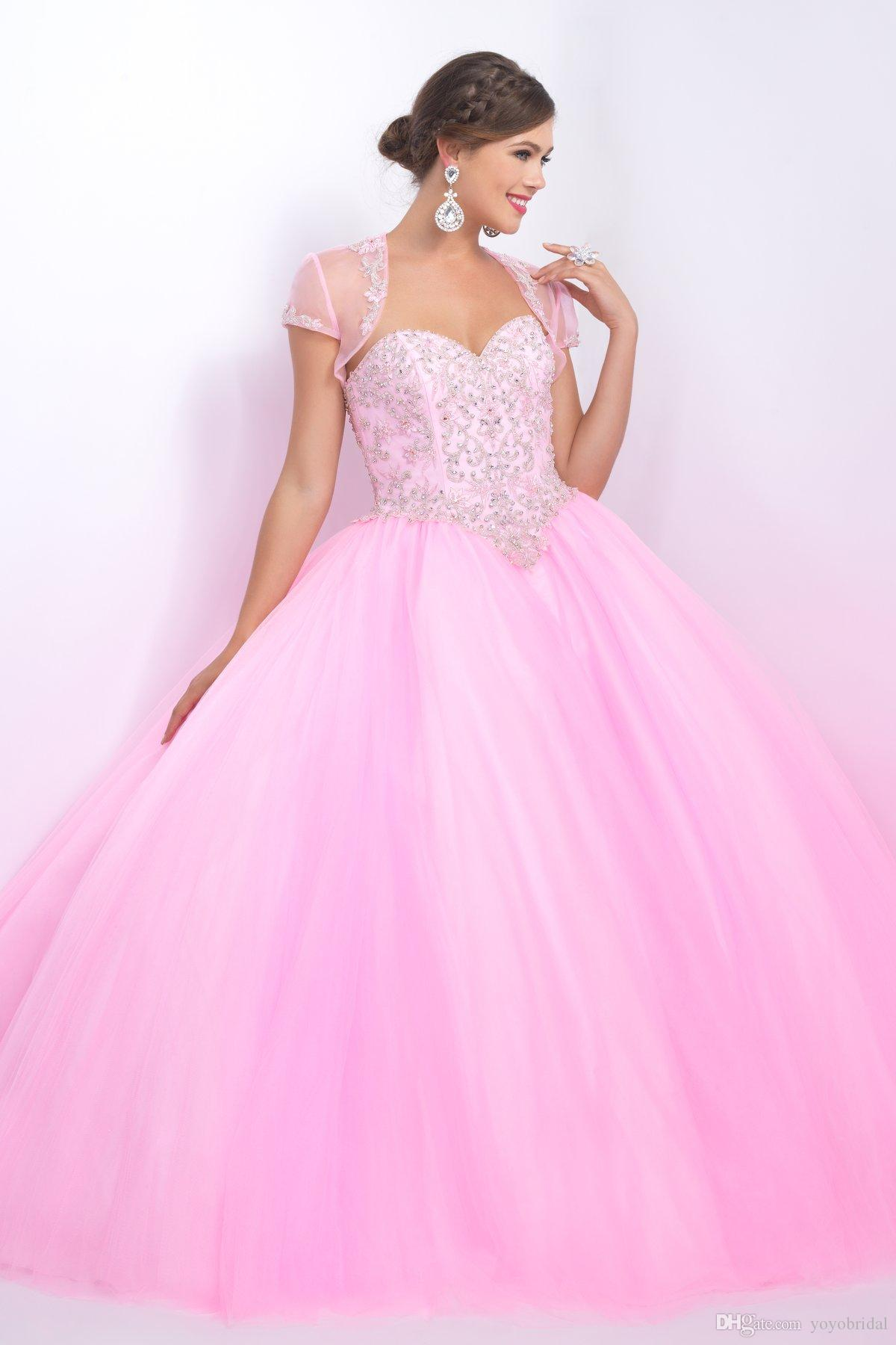 Quinceanera Dresses Prom Dresses Debutante - Prom Dresses With Pockets