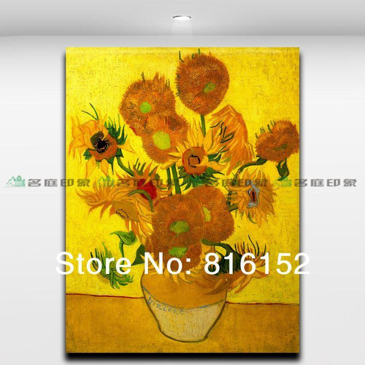 Famous Flower Paintings Vincent Van Gogh Van Gogh Famous Paintings
