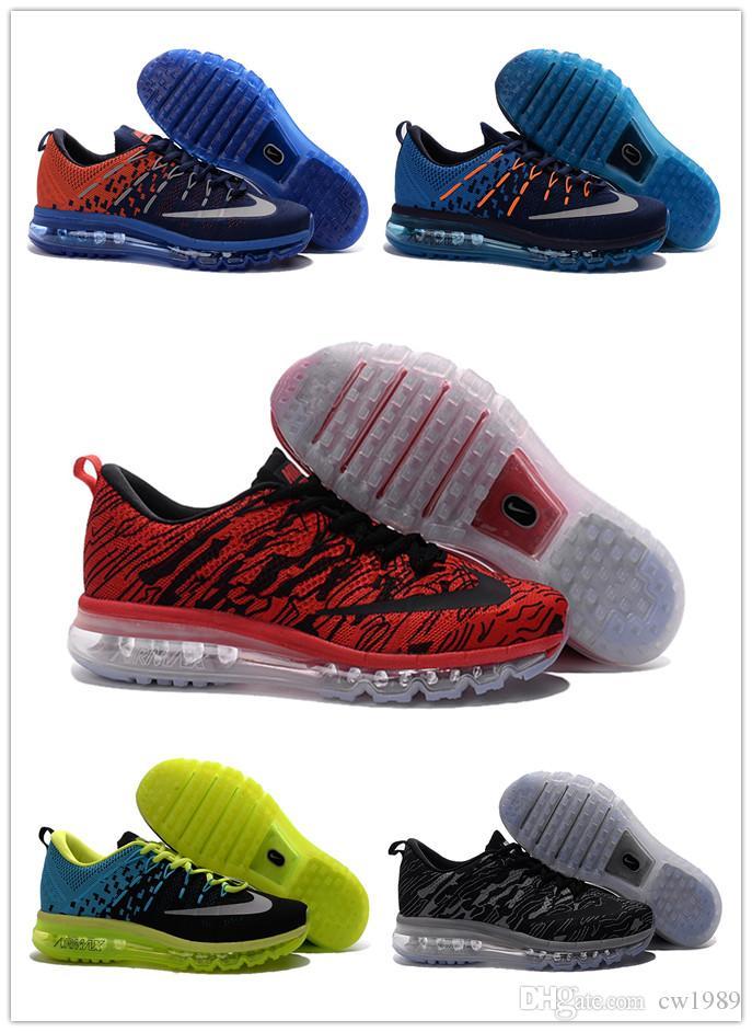 Nike Air Max 2016 Print Men's Running Shoe