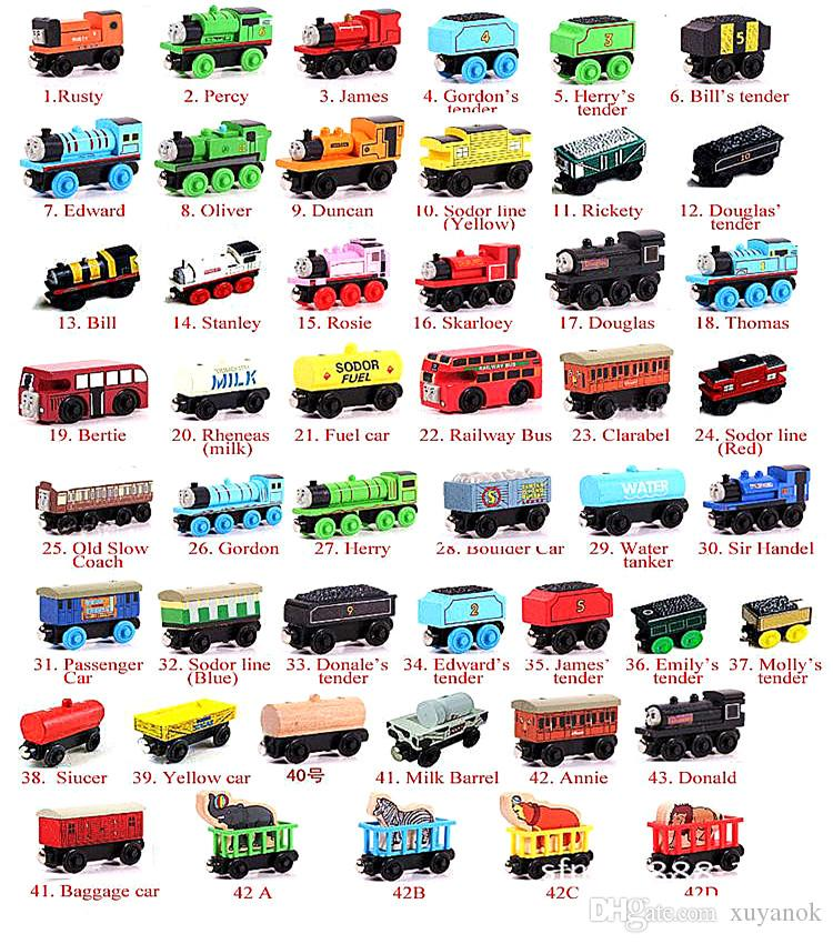 wooden small trains cartoon toys 70 styles kids wooden toys trains friends wooden trains car toys acer friends wooden classic