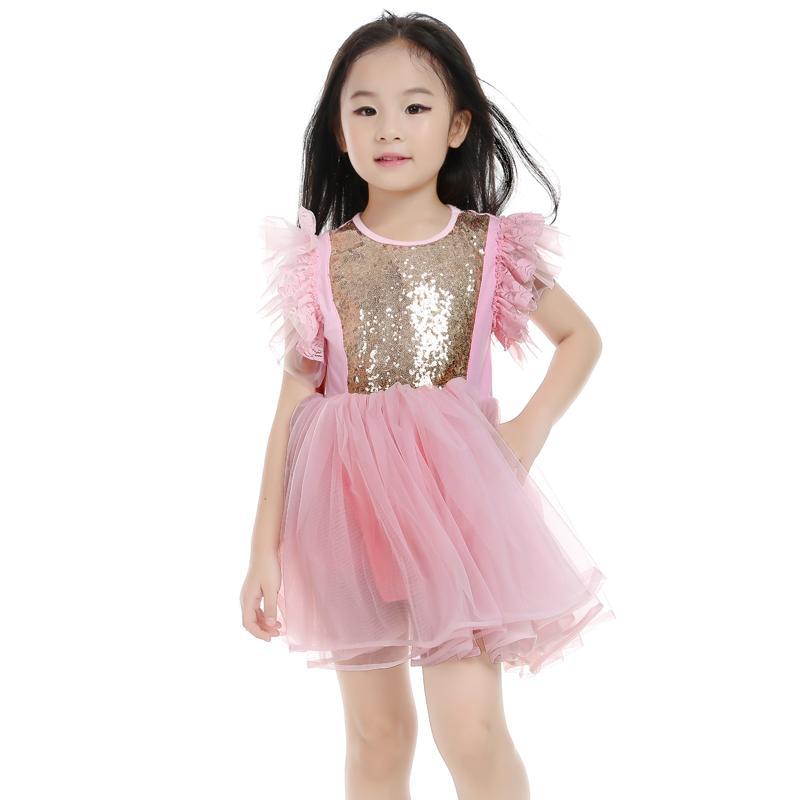 ♥ ♥ طلات راقية ♥ ♥ Children-dresses-girls-party-dress-kids-clothes