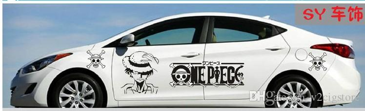 One Piece Car Sticker Malaysia Car Styling One Piece