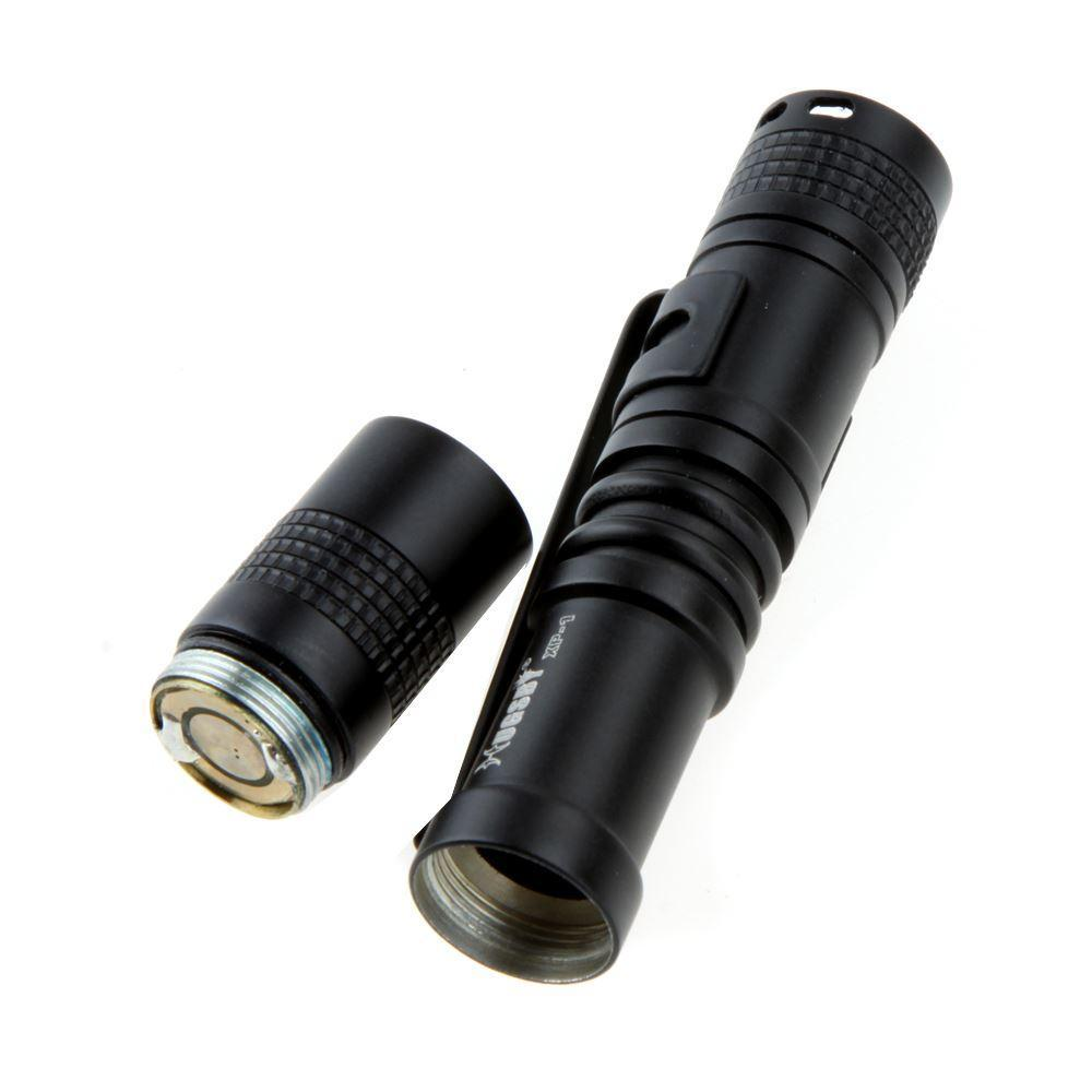 Hot Sale High Power led torch Portable Outdoor Camping Tent Mini Pocket CREE XPE-R3 LED Lampe de poche