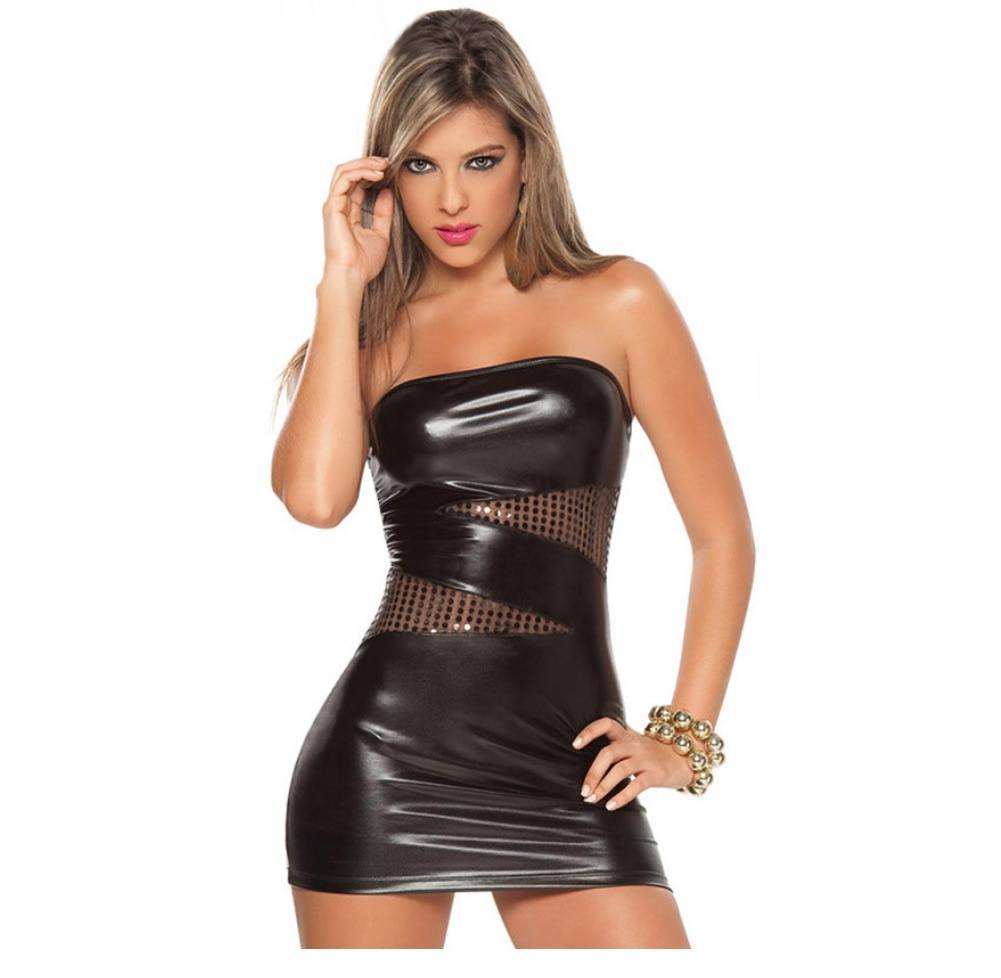 2017 Female Sexy Lingerie Short Skirt Babydoll Hot Women Dancing ...