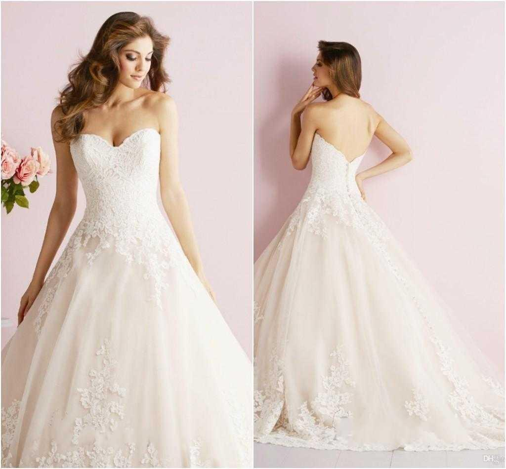 Ball gown tulle wedding dresses 2016 wedding dresses with for Dhgate wedding dresses 2016