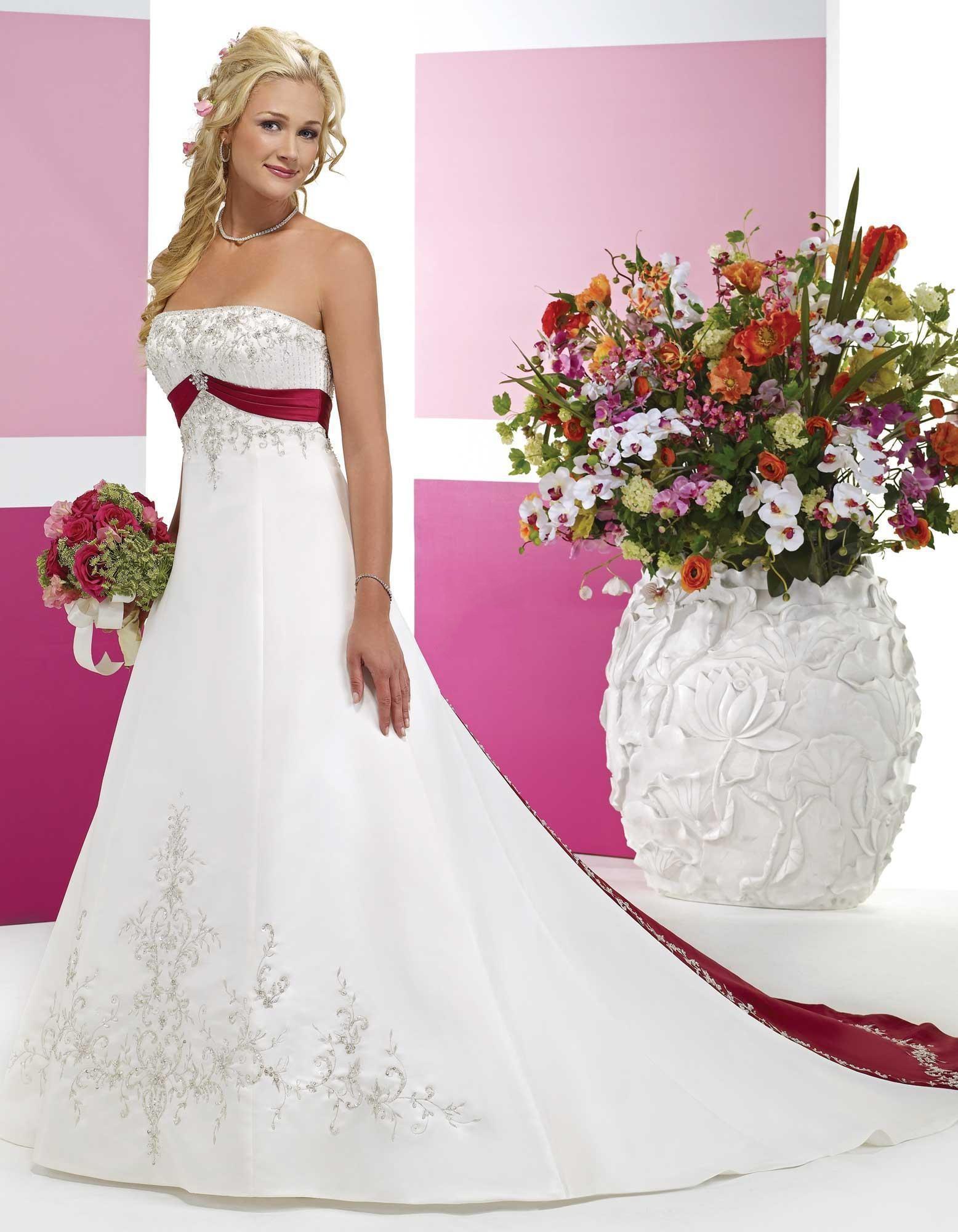 Vestidos de novia blancos 2016 – Vestidos de moda de esta temporada