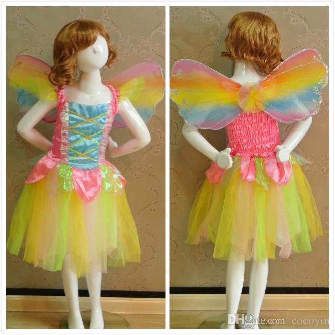 Carnival Rainbow Fairy