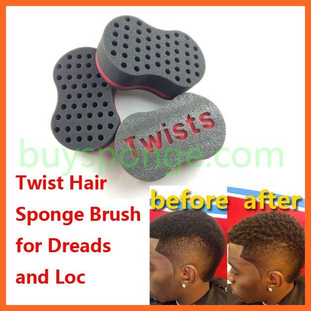 Twist Sponge For Natural Hair Hair Twist Sponge Brush Barber