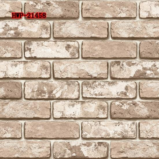 Self adhesive 3d brick mural wallpapers kitchen bathroom Kitchen screensaver