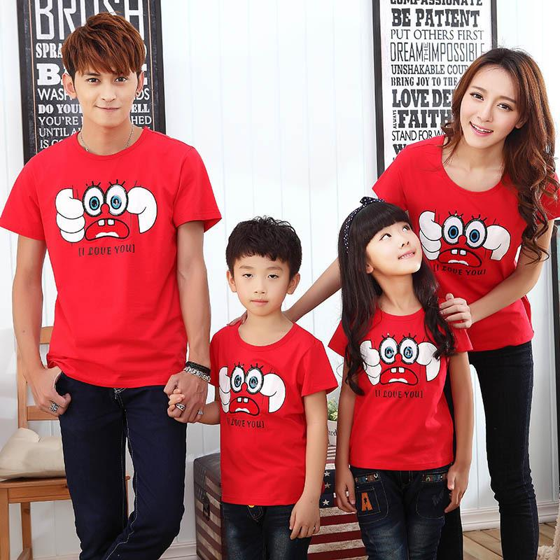 Family T Shirt Set Family T Shirt Set Children'S Beachwear ...