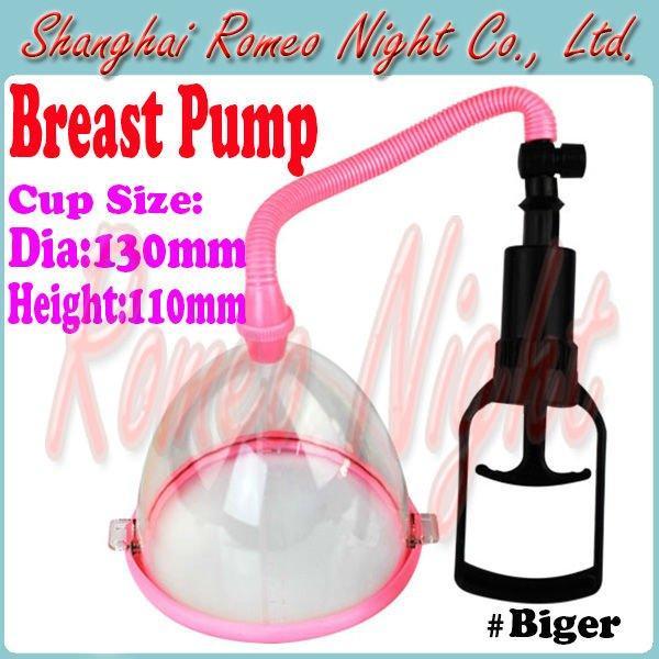 do manual breast pumps hurt