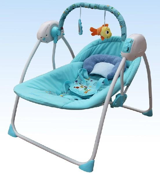 Primi electric rocking chair luxury plus size baby cradle for Baby chaise lounge