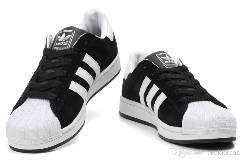 adidas Originals Mens Superstar 80s Primeknit Trainers White/Black