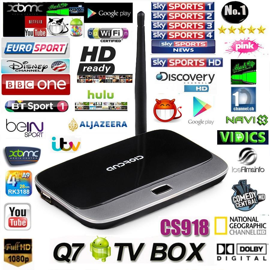 Tv Box Android Ranking Hisense Tv Red Light Wont Turn On Vu 32 Hd Smart Led Tv 32d6475 Make Pictures From Old Projector Slides: 900 Live Streaming Channel Cs918 Q7 Mk888 Quad Core