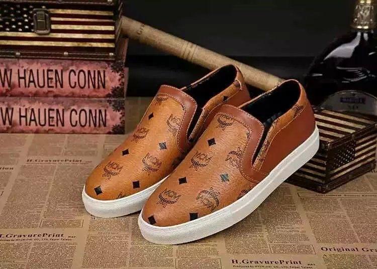 Lee Cooper Men Lc1656 Olive Casual Shoes - Lee Cooper - Top Brands